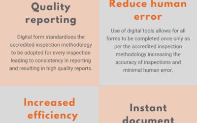Benefits of digital fire inspections