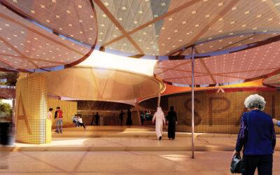 Spain Pavilion Expo 2020