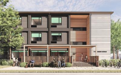 175 Cummer Avenue – Modular Housing, Toronto