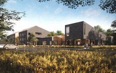 Durham Modular Supportive Housing