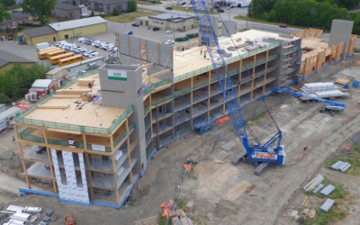 Mass Timber in Progress: Winnipeg
